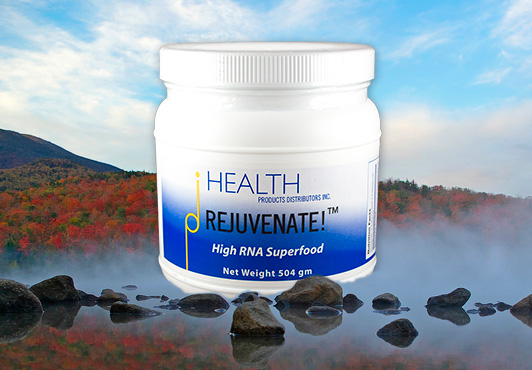 Rejuvenate! original High RNA Superfood