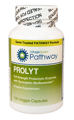 Prolyt pancreatic enzymes HPDI Hank Liers PhD proteolytic enzymes