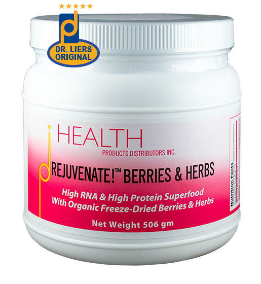 Rejuvenate! Berries & Herbs
