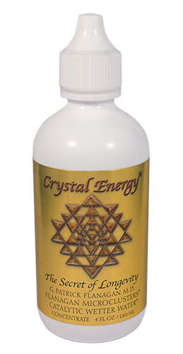 Crystal Energy hydration