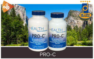 PRO-C foundational supplements vitamin c