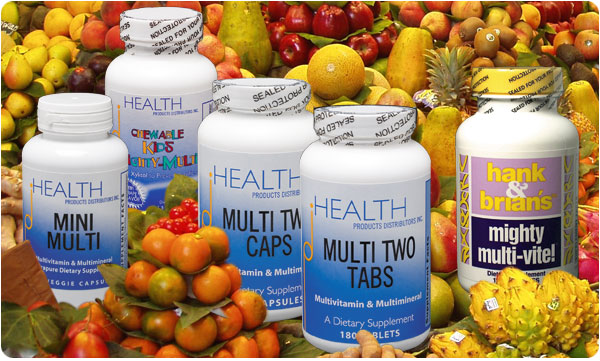 multivitamins HPDI foundational supplements