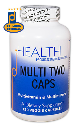 HPDI foundational supplements multivitamin