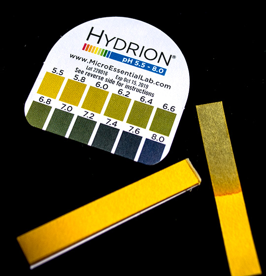 hydrion ph paper litmus ph adjust