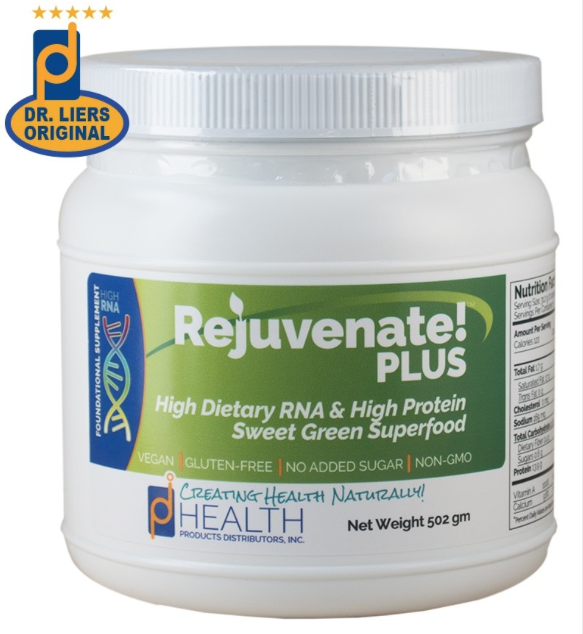 Rejuvenate! Plus superfood