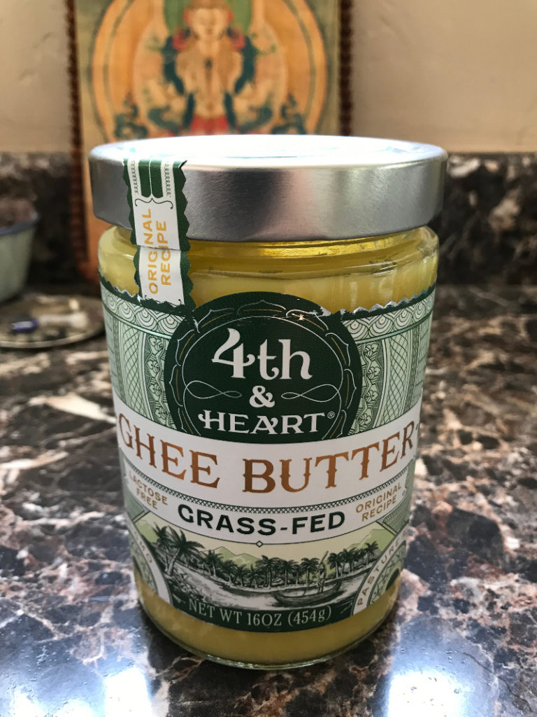 Keto Coffee Ghee Butter